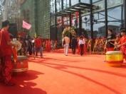 08年9月骏丰国际财富广场开业典礼