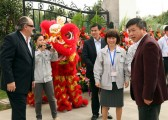 上海秋韵礼仪服务有限公司-上海魔魔实业有限公司开业典礼11