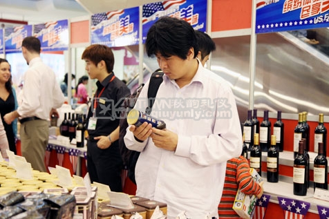 上海秋韵礼仪庆典-2011第一食品美国食品节9