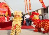 上海秋韵礼仪服务有限公司-上海魔魔实业有限公司开业典礼8