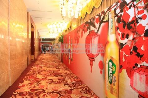 上海秋韵礼仪庆典-华润雪花啤酒2011经销商迎新会21