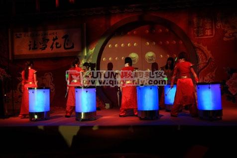 上海秋韵礼仪庆典-华润雪花啤酒2011经销商迎新会3