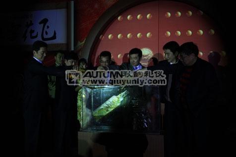 上海秋韵礼仪庆典-华润雪花啤酒2011经销商迎新会7