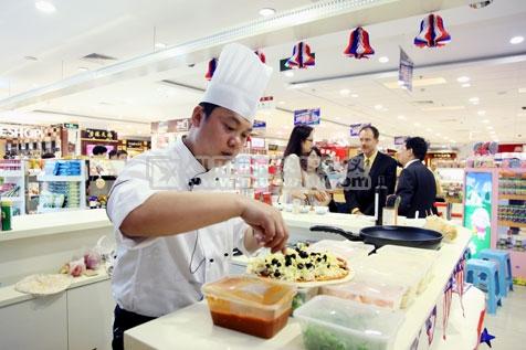 上海秋韵礼仪庆典-2011第一食品美国食品节4