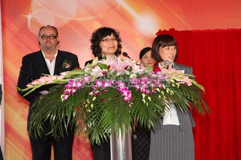 上海秋韵礼仪服务有限公司-上海魔魔实业有限公司开业典礼14