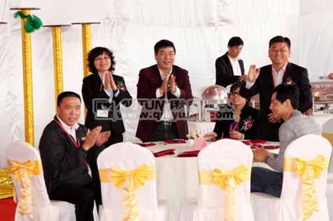 上海秋韵礼仪服务有限公司-上海魔魔实业有限公司开业典礼12