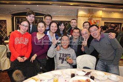秋韵上海礼仪庆典公司-伯曼机械制造上海有限公司2013迎春晚会3