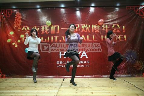 秋韵上海庆典礼仪公司豪雅5