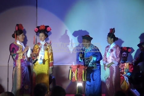 秋韵上海礼仪庆典-赢创中国2013新春晚会4
