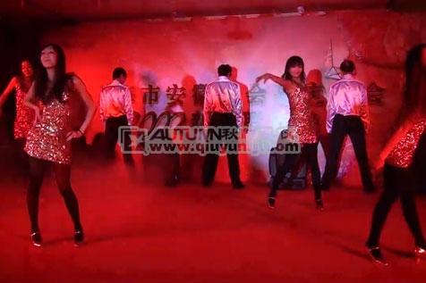 秋韵上海礼仪庆典-上海市安徽商会嘉定分会2013年会5