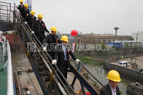 上海秋韵礼仪庆典公司中海立新38