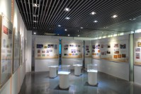 Decoration for History Museum of First High School Affiliated to Tongji University