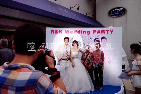 上海秋韵R&K 婚礼派对10