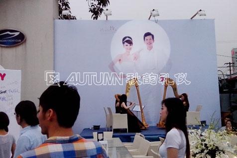 上海秋韵R&K 婚礼派对11