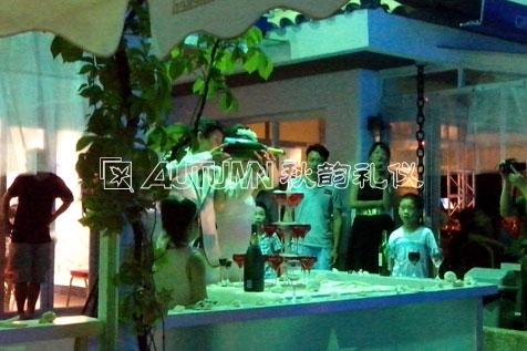 上海秋韵R&K 婚礼派对16