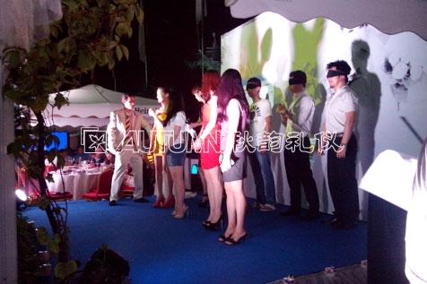 上海秋韵R&K 婚礼派对17
