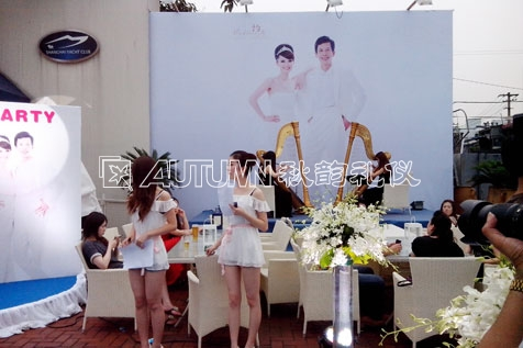 上海秋韵R&K 婚礼派对5