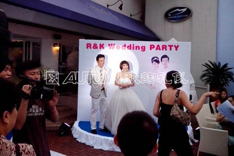 上海秋韵R&K 婚礼派对7