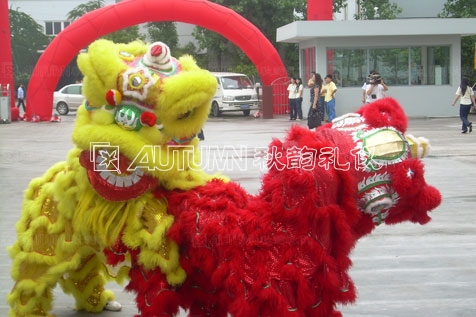 上海秋韵宝峨机械有限公司十周年庆典6