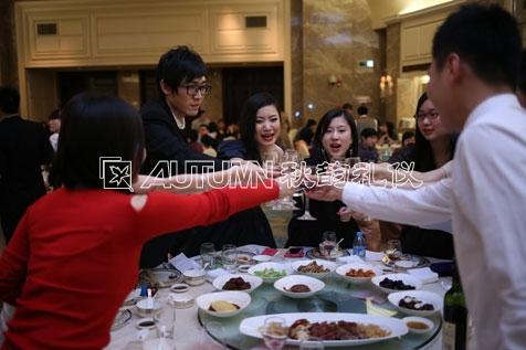 上海秋韵汉米敦建筑设计有限公司2014年会10