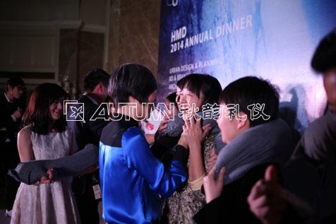 上海秋韵汉米敦建筑设计有限公司2014年会15