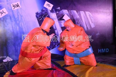 上海秋韵汉米敦建筑设计有限公司2014年会21