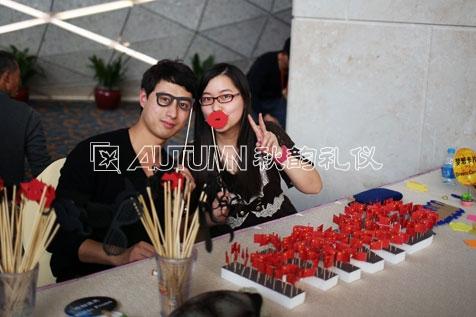 上海秋韵汉米敦建筑设计有限公司2014年会5