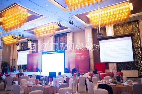上海秋韵博格华纳中国技术中心2014新春年会2