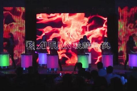 上海秋韵华伟2014年度晚会9